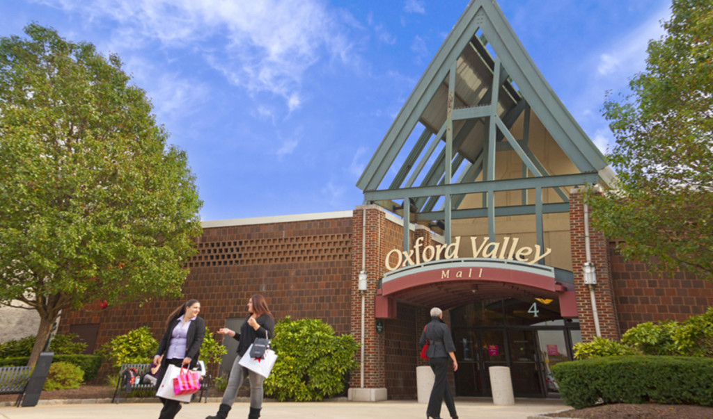 Oxford Valley Mall